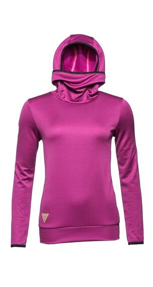 Triple2 KAPP Sweter Kobiety różowy